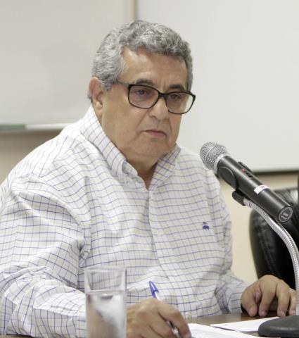 Rubens Lopes (Foto: Úrsula Nery/Agência Ferj)