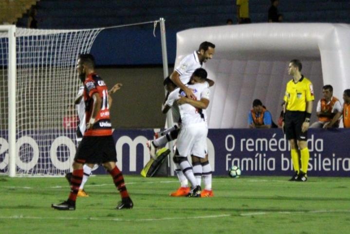 Vasco engata a 3ª vitória seguida no Brasileirão