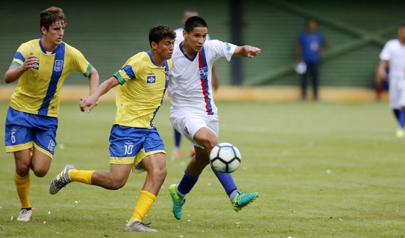 Rio de Janeiro está na final da Copa de Seleções Estaduais Sub-20