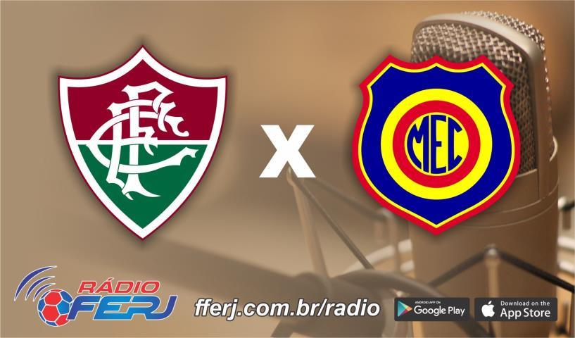 Rádio FERJ transmite a semifinal da Taça Guanabara