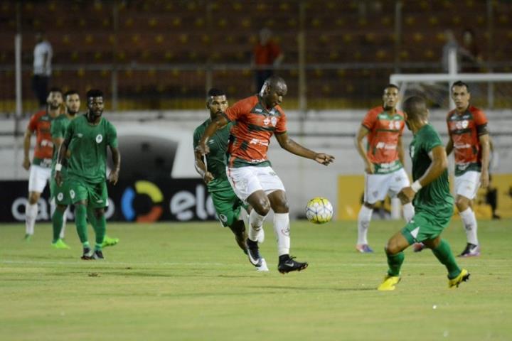 Boavista se classifica para terceira fase da Copa do Brasil