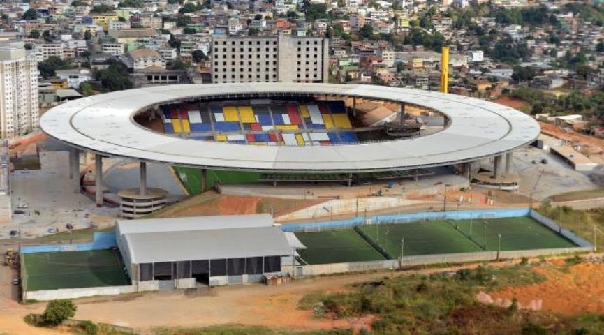 Fluminense x Flamengo será em Cariacica-ES