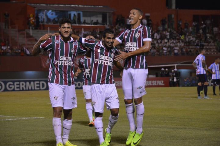 Fluminense ganha mais uma na Taça Rio