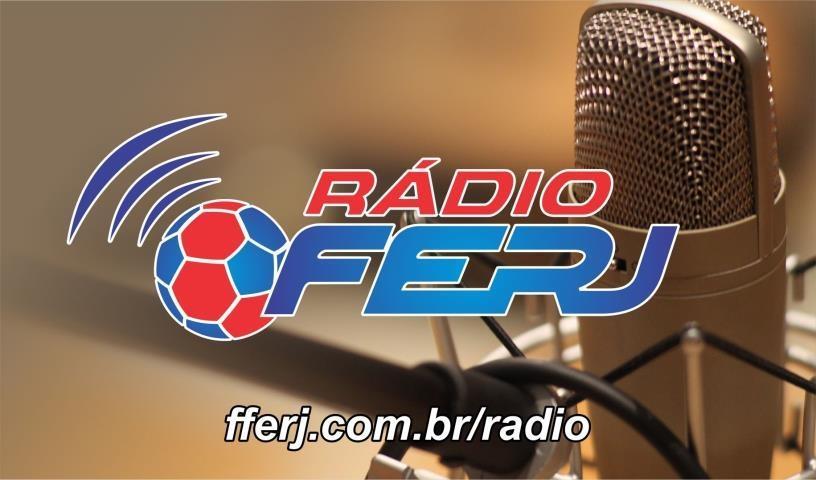 Rádio FERJ transmite Bangu x Vila Nova/MG