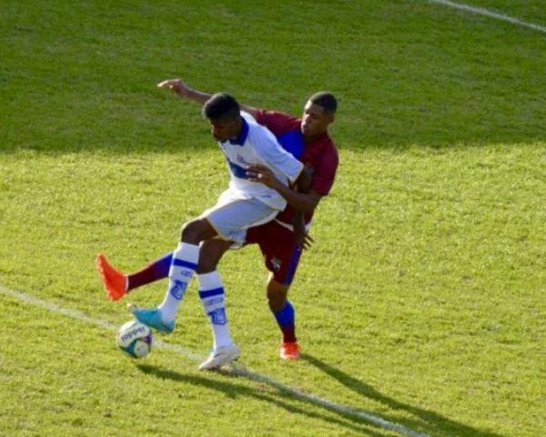 Olaria vence o Barcelona na Bariri