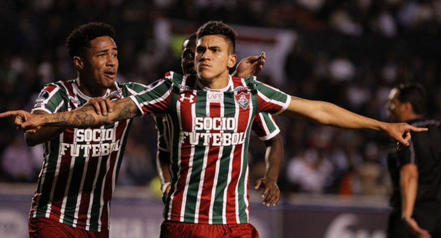 Fluminense elimina a LDU e pega o Flamengo nas quartas da Copa Sul-Americana