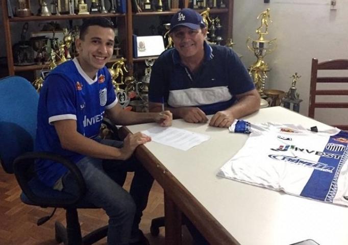 Bruno Vianna está de volta ao Goytacaz