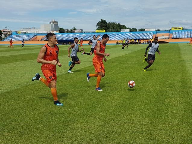 Voltaço vence mais um jogo-treino contra o Nova Iguaçu