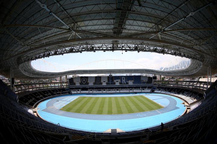 Flamengo e Madureira será no Estádio Nilton Santos