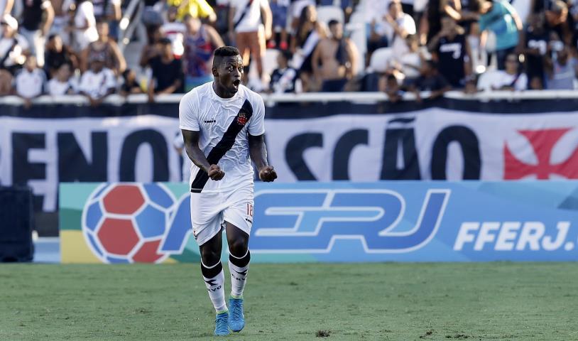 Vasco vence o Botafogo e se classifica 1º lugar no Grupo B