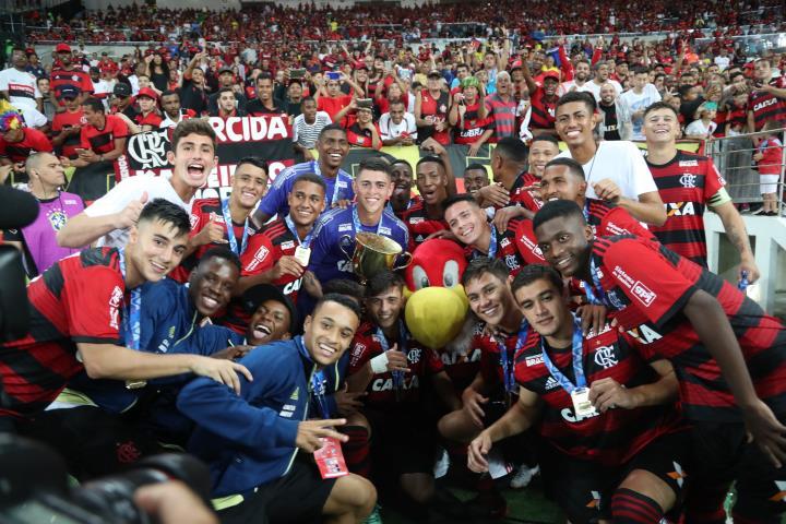 Flamengo é o Campeão Carioca Sub-20