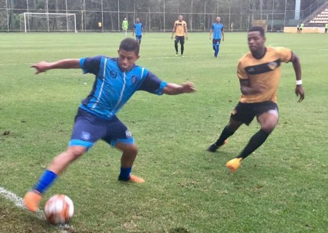 Tigres do Brasil supera o Olaria e fica na ponta do Grupo B