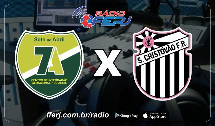 Rádio FERJ na 2ª rodada do segundo turno da Série B2