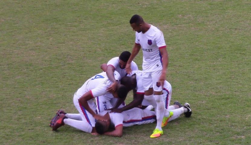 Bonsucesso goleia e assume a liderança do Grupo B