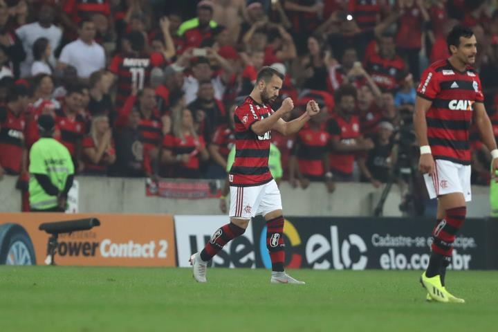 Flamengo está na semifinal da Copa do Brasil