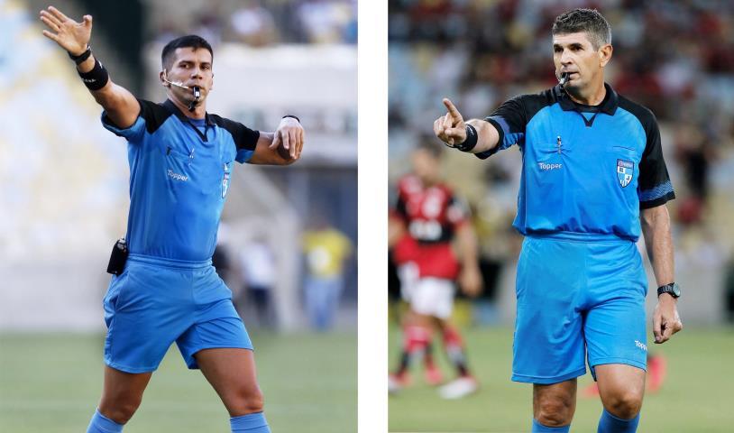 Definidos os árbitros dos jogos de ida das semifinais da B1
