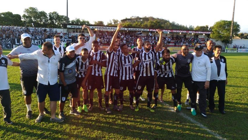 Americano confirma volta à Série A do Carioca