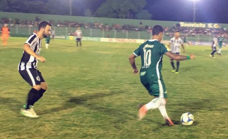 Boavista estreia com vitória na Taça GB