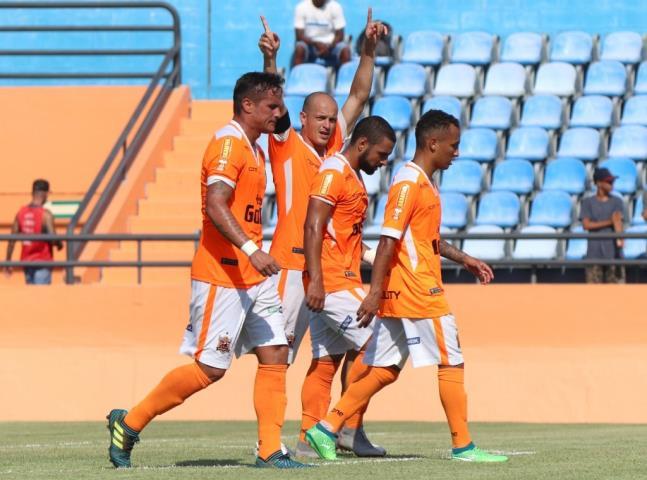 Nova Iguaçu inicia contra o Goytacaz a disputa do Grupo X