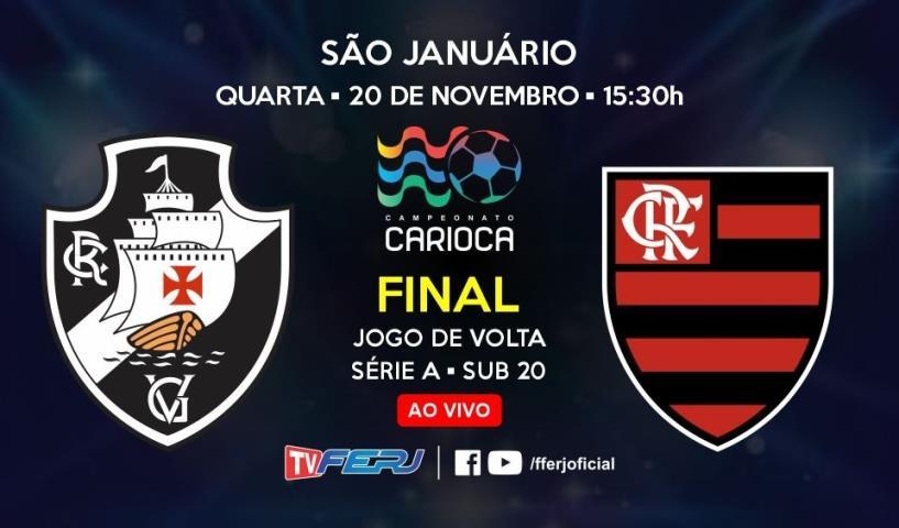 TV FERJ na decisão do Sub-20