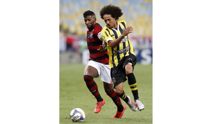 Flamengo e Volta Redonda empatam no Maracanã
