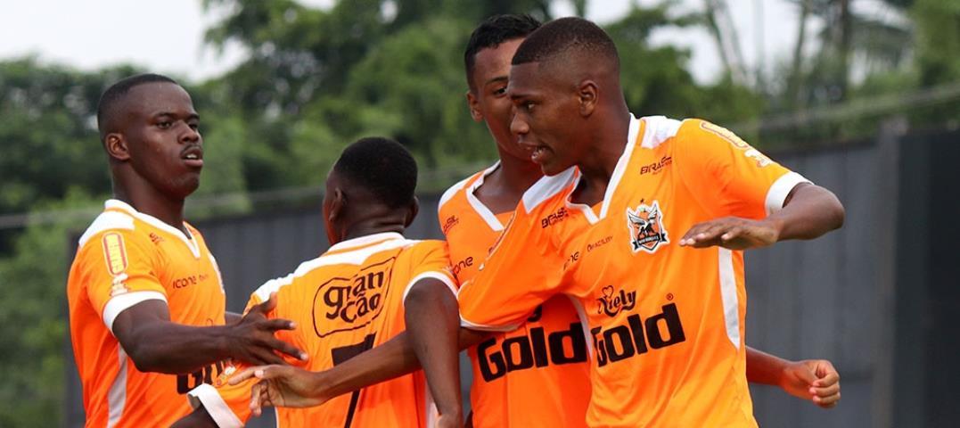 35 gols na rodada de abertura do Carioca Sub-20