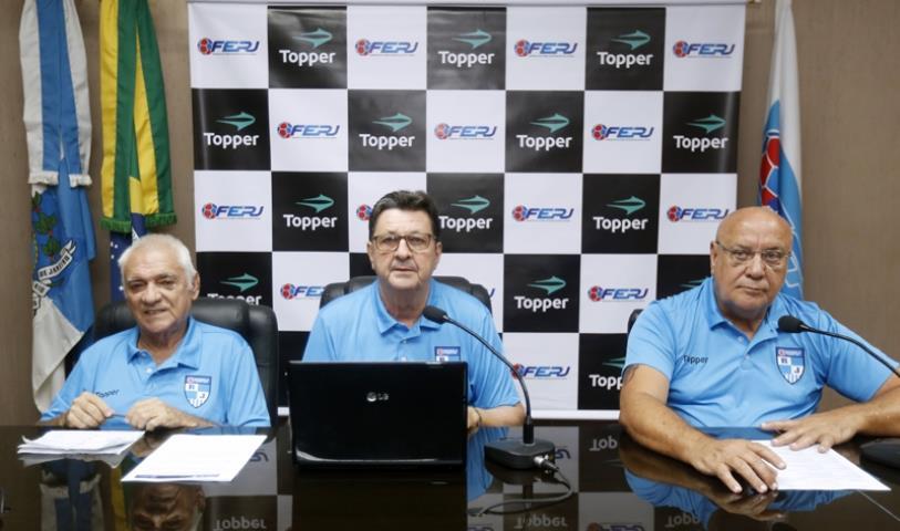 Definidos os árbitros da penúltima rodada da Taça Rio
