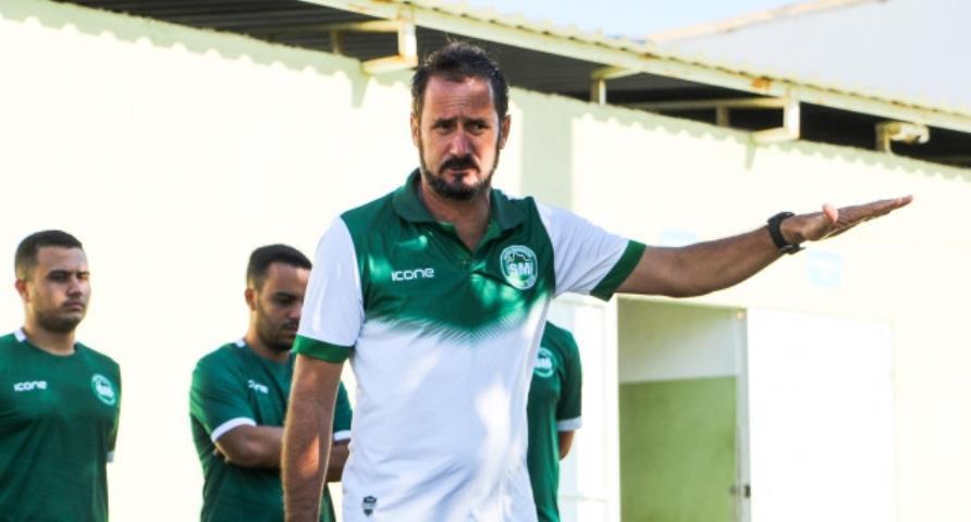 Serra Macaense realiza amistoso contra o Madureira