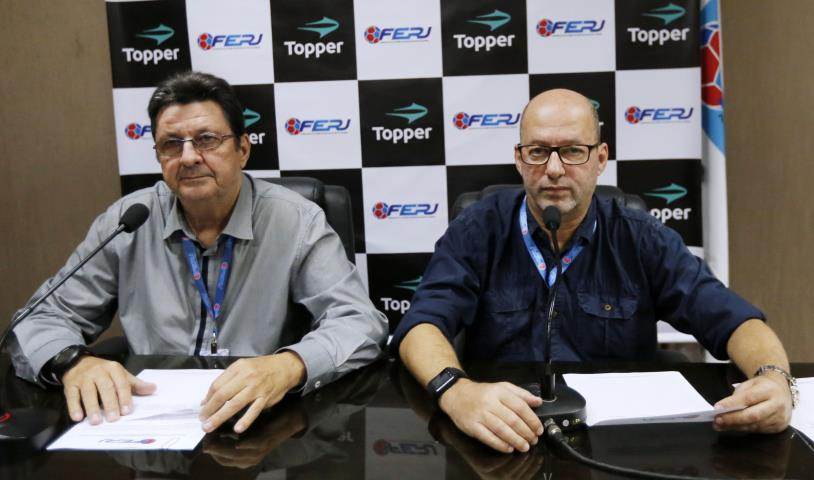 Definida a Arbitragem dos próximos jogos da Copa Rio