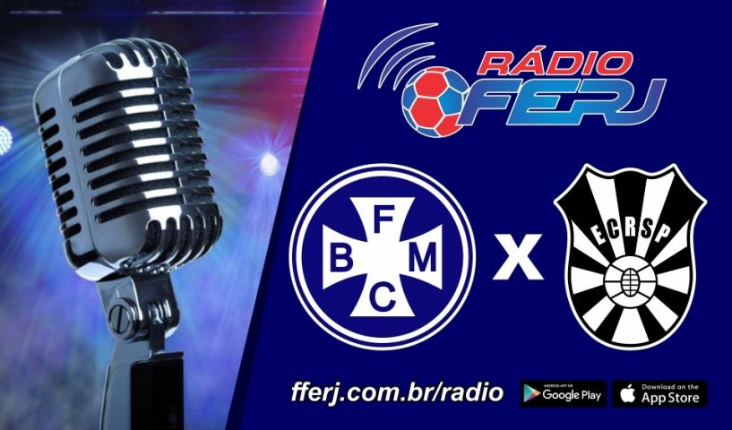 Rádio FERJ na semifinal da Série B2