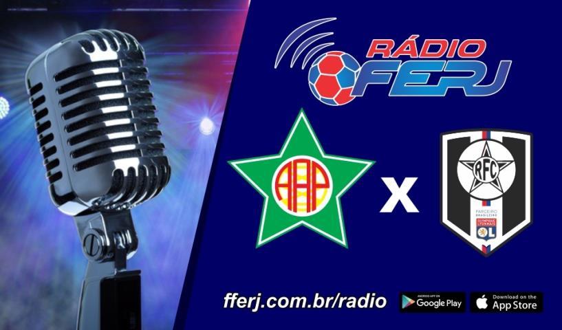 Rádio FERJ na Ilha do Governador