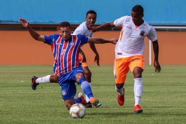 Friburguense vence o Nova Iguacu