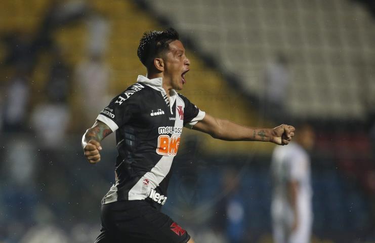Cano marca e Vasco bate o Boavista
