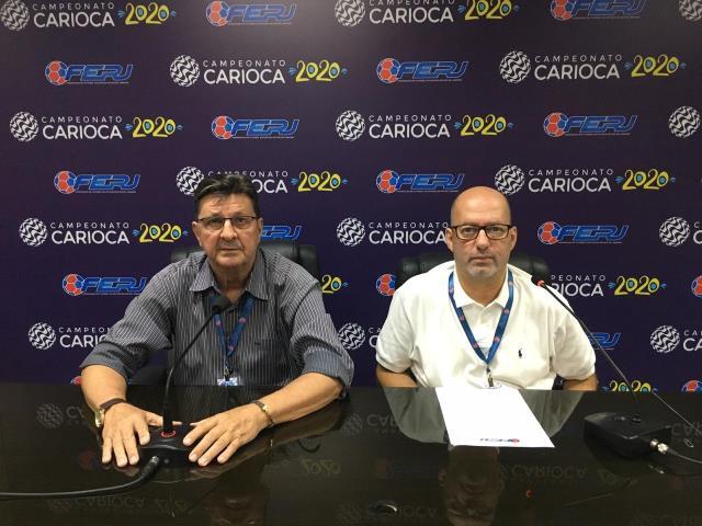 Definidos os árbitros da 1ª rodada da Taça Rio