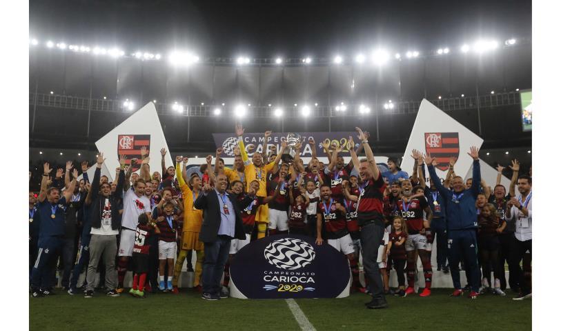 Flamengo conquista a Taça Guanabara