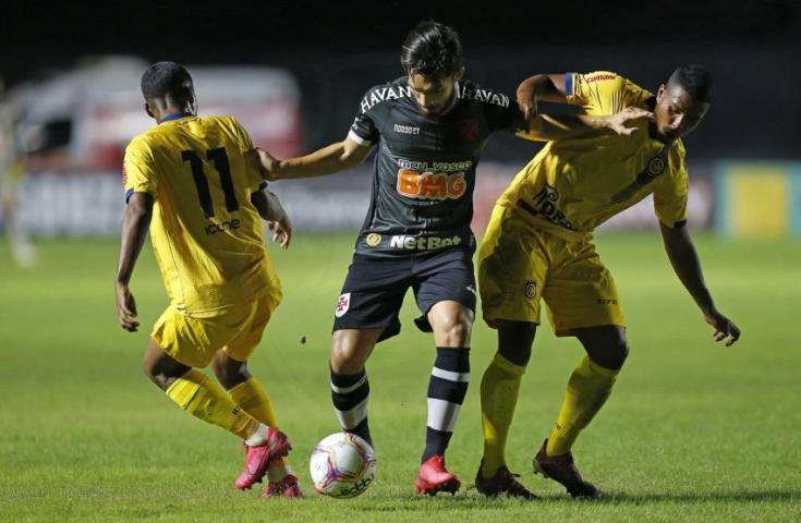 Cano marca outra vez na despedida do Vasco no Carioca