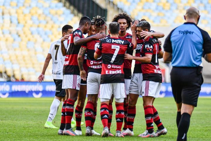 Flamengo bate o Voltaço e está na final da Taça Rio