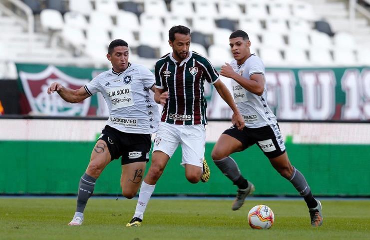 Empate garante o Fluminense na final da Taça Rio