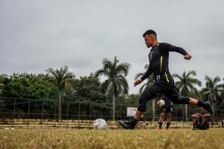 Voltaço inicia última semana de treinamentos antes da estreia na Série C