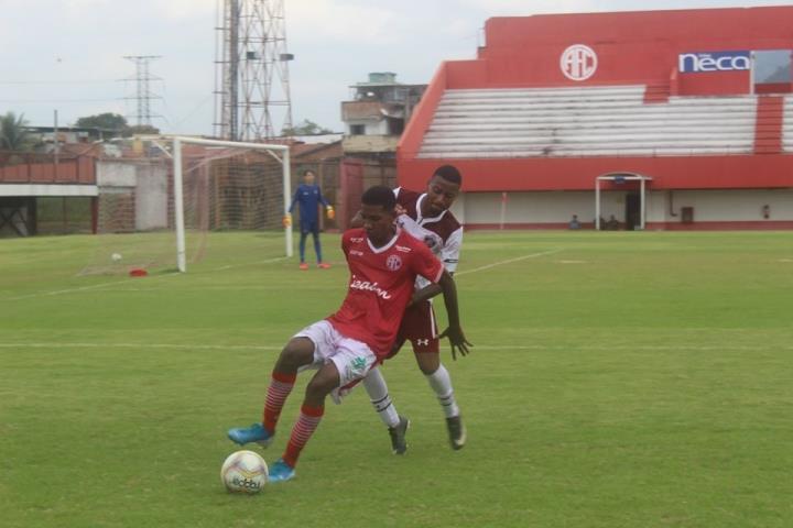 Garotada americana retorna as atividades para o Carioca Sub-20