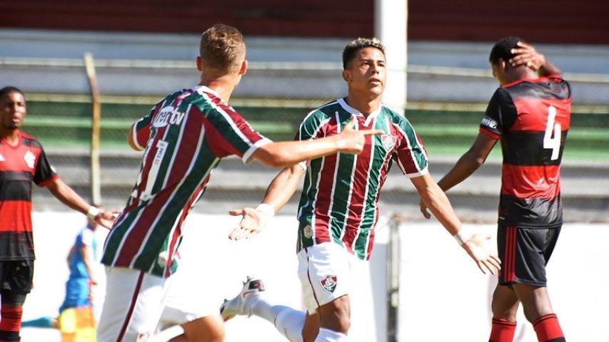 Fluminense está na final da Copa do Brasil Sub-17