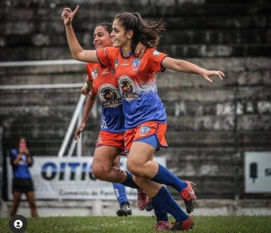 Duelo com muitos gols no Carioca Feminino