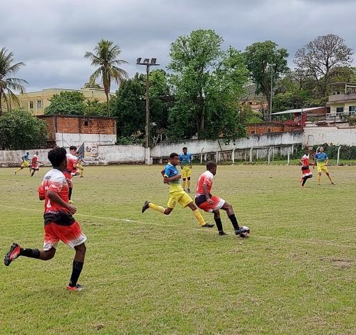 A bola rolou nas Ligas da Região Centro-Norte Fluminense