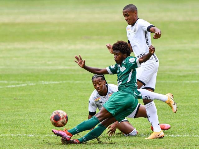 Cabofriense vira sobre o Botafogo na Copa Rio Sub-20/OPG