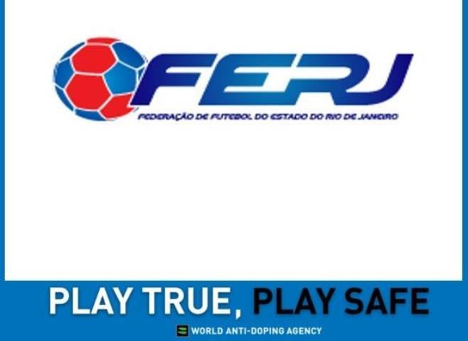 FERJ participa da campanha pelo esporte livre do Doping