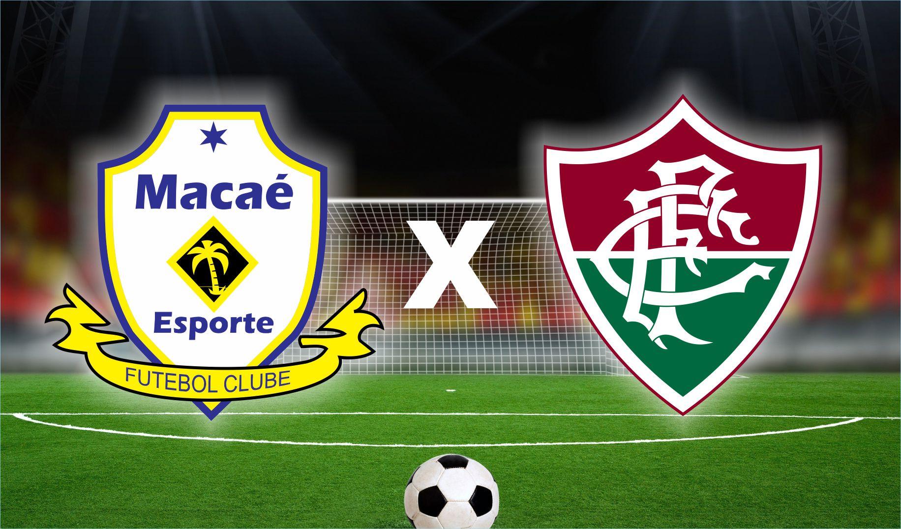 FERJ | Venda de ingressos para Macaé x Fluminense