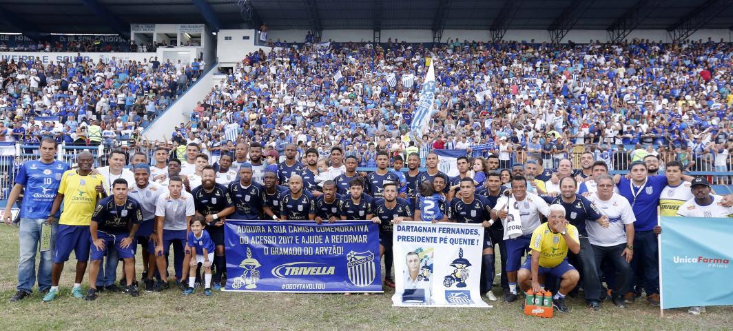 FERJ | Goytacaz conquista o Campeonato Estadual da Série B1